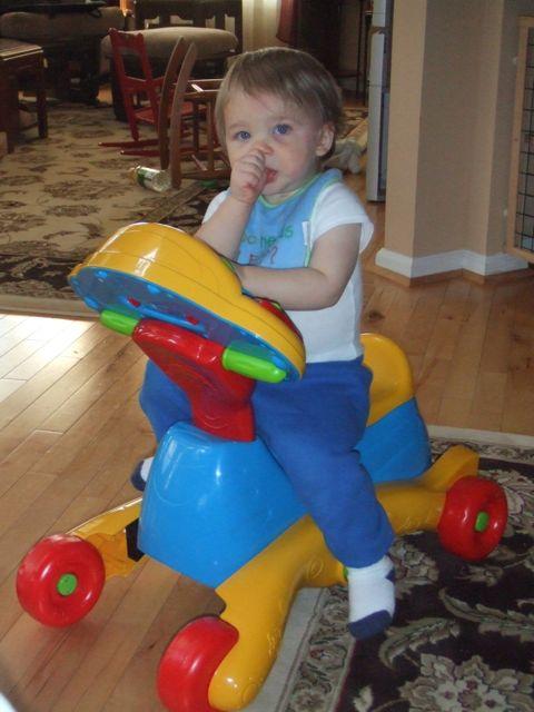 Alex is Easy Rider