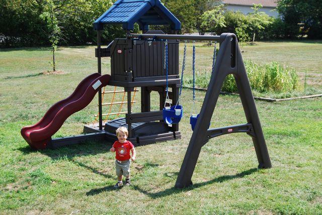 Alex wants to swing