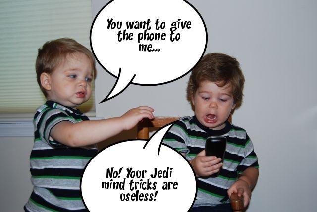 Jedi Mind Games