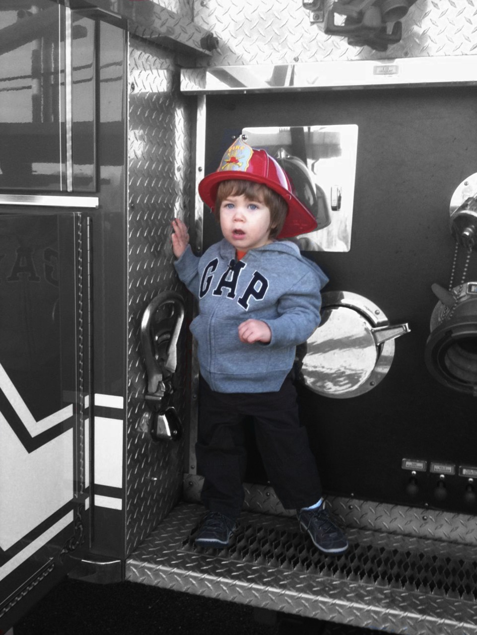 Adam the Fireman
