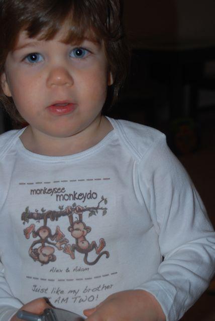 Alex Birthday Shirt
