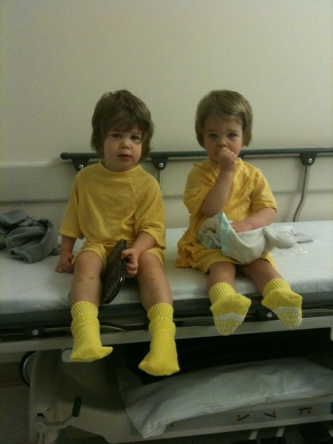 The Boys in Preop