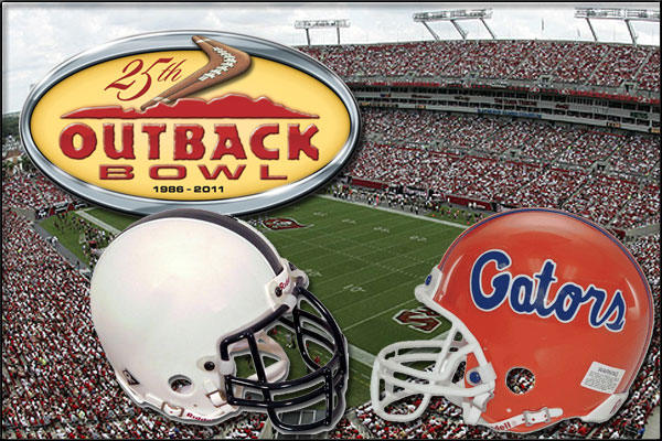 2011 Outback Bowl