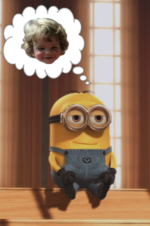 Alex and Minion