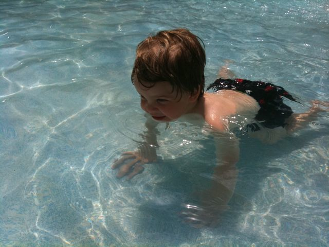 Alex Swims