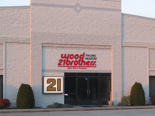 Wood Brothers Museum