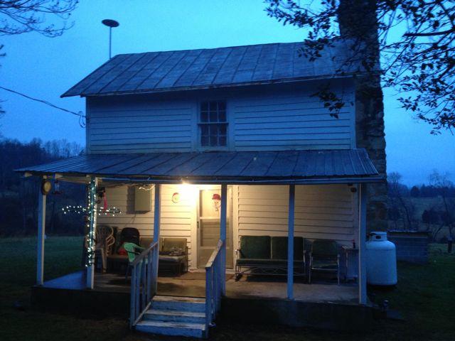 Pa's House