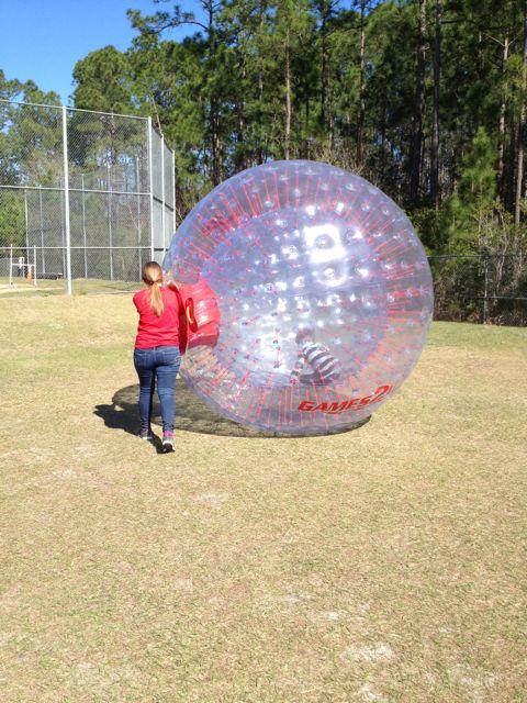 Adam in the Ball