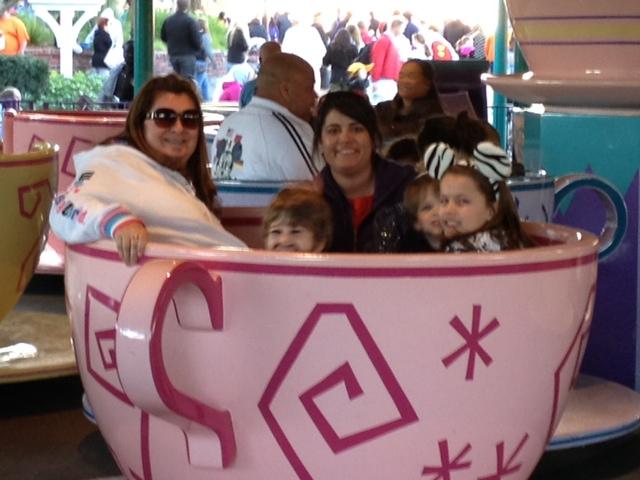 Teacup Family