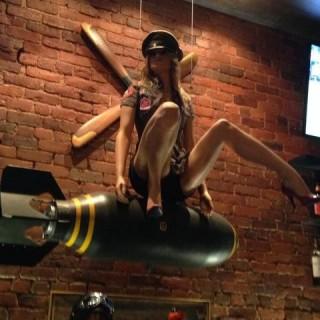 Aviator Bar Girl
