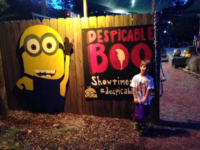 Despicable Boo
