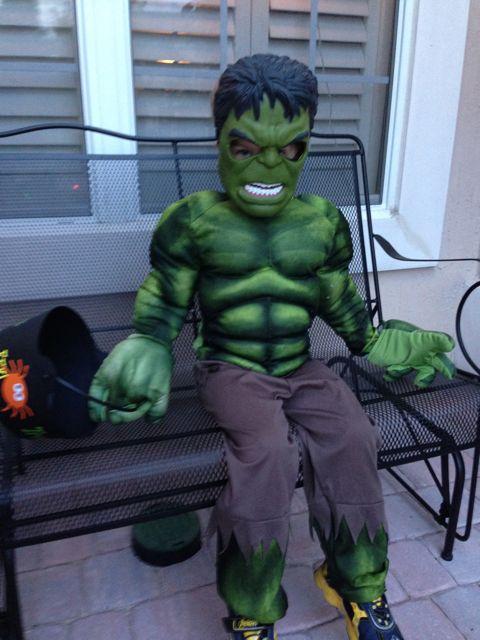 Hulk Stews and Grumbles