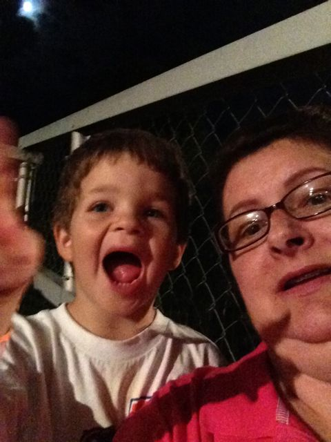 Mama with Alex