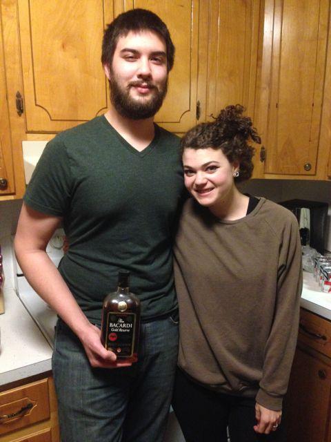 Neil and Rachel