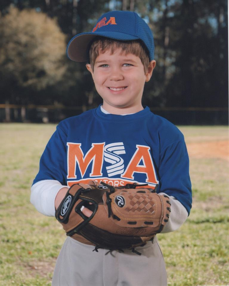 Adam Baseball Photo