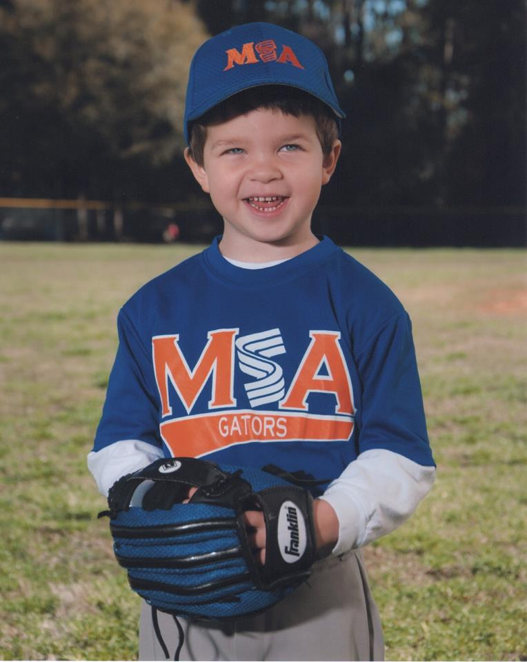 Alex Baseball Photo