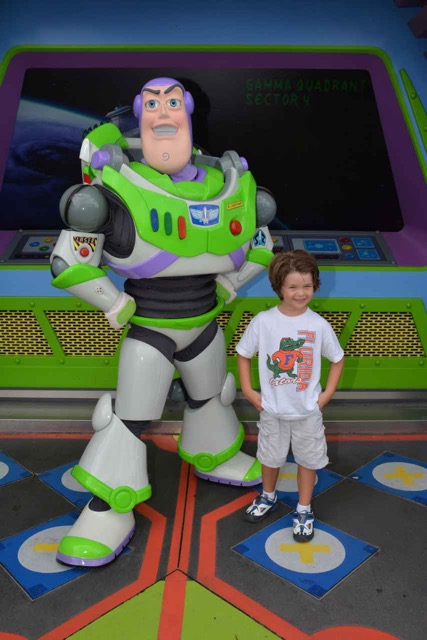 Alex and Buzz