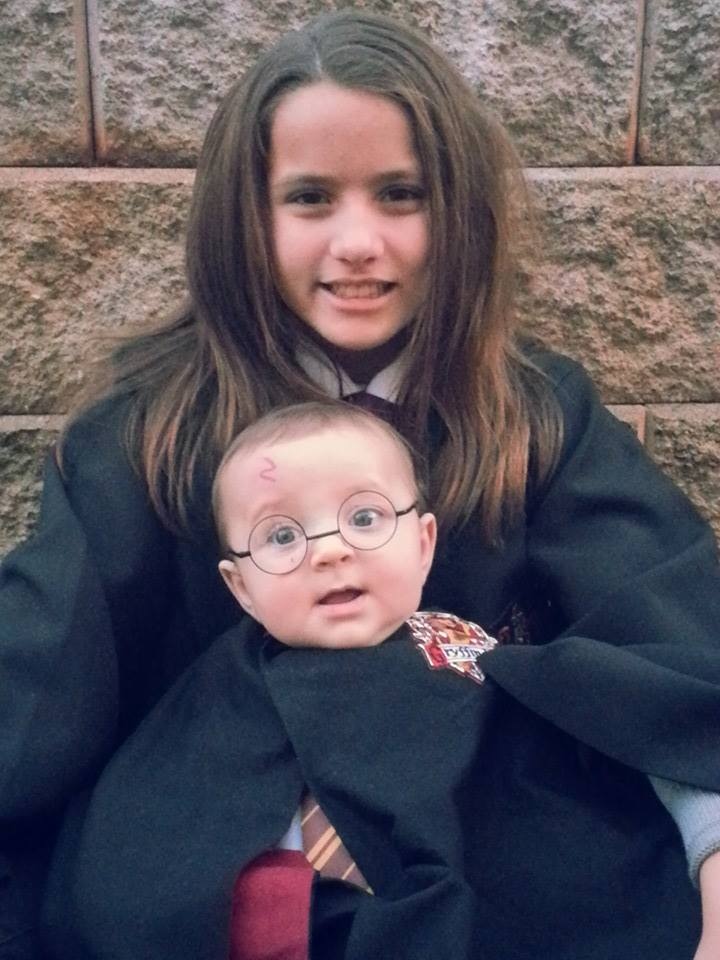 Hermione and Harry Potter