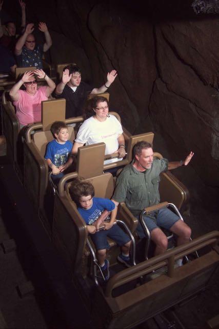 Expedition Everest Roller Coaster