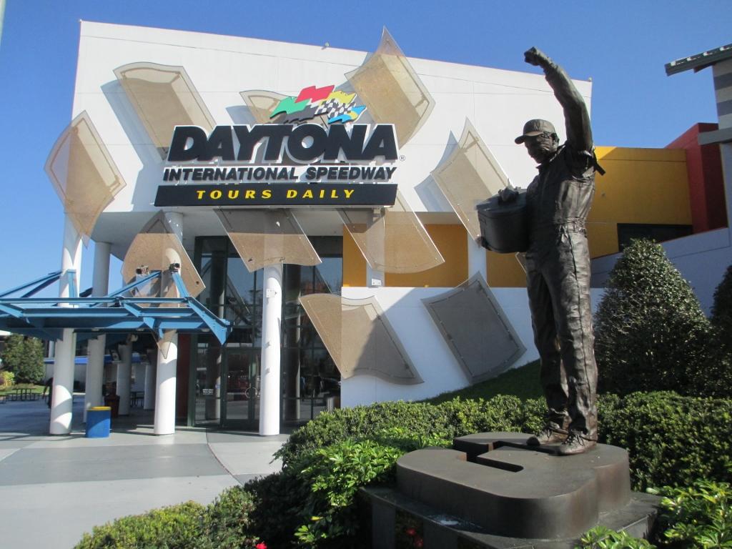 Dale at Daytona