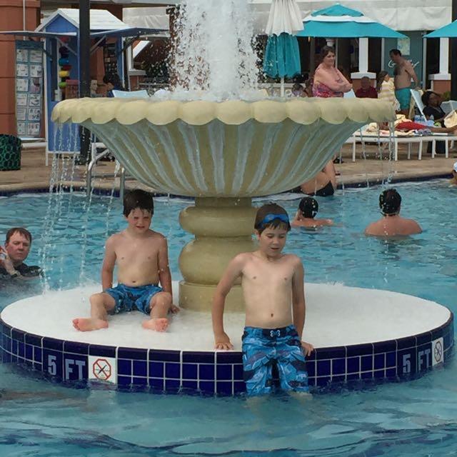 HGV Pool