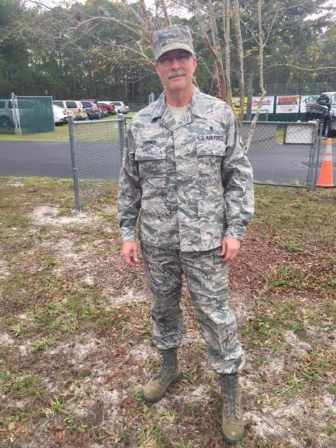 The Old Airman