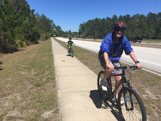 Family Bikers