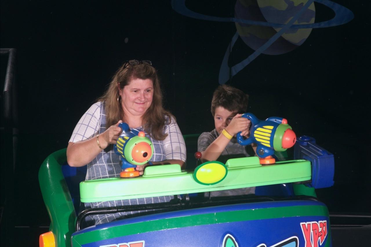 Buzz Ride