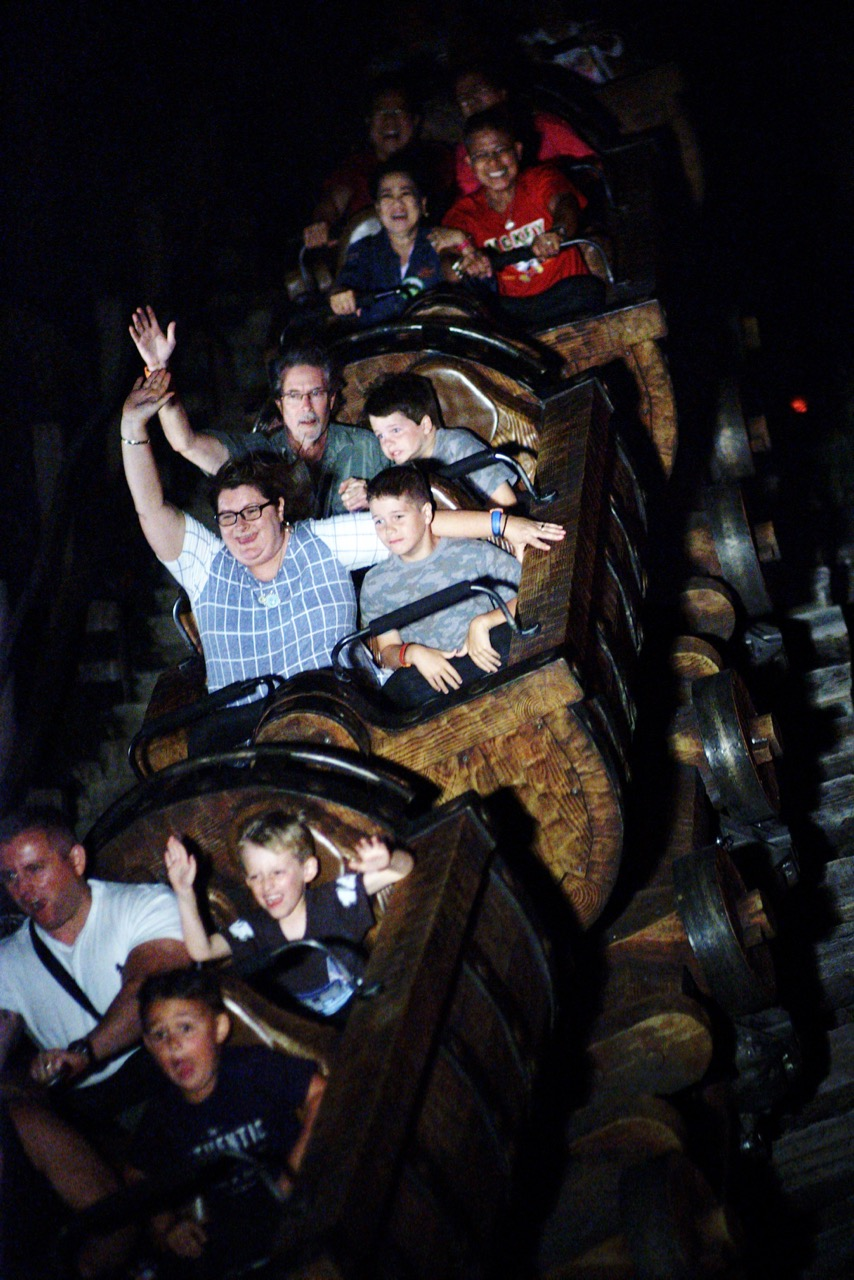 The Mine Train