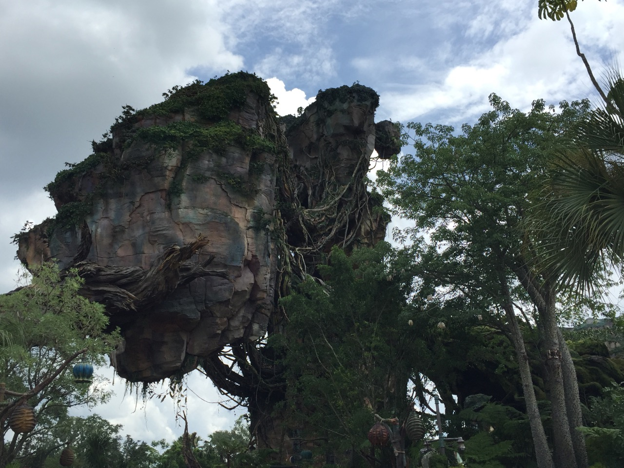 Pandora Floating Mountain