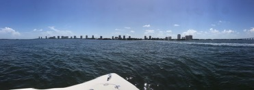 Pano of Palm Beach Shores
