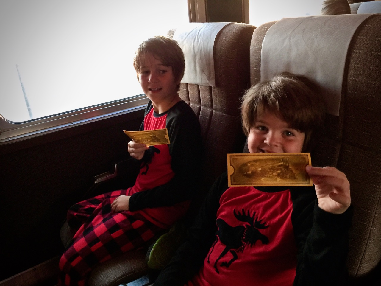 Polar Express Tickets