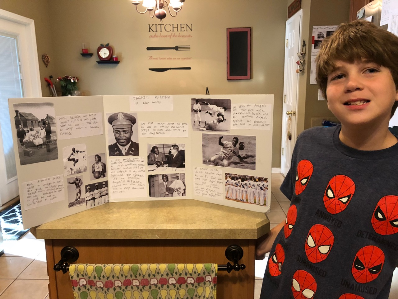 Adam's School Project