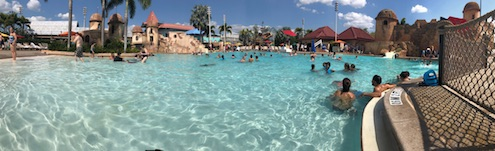 Caribbean Beach Resort Pool
