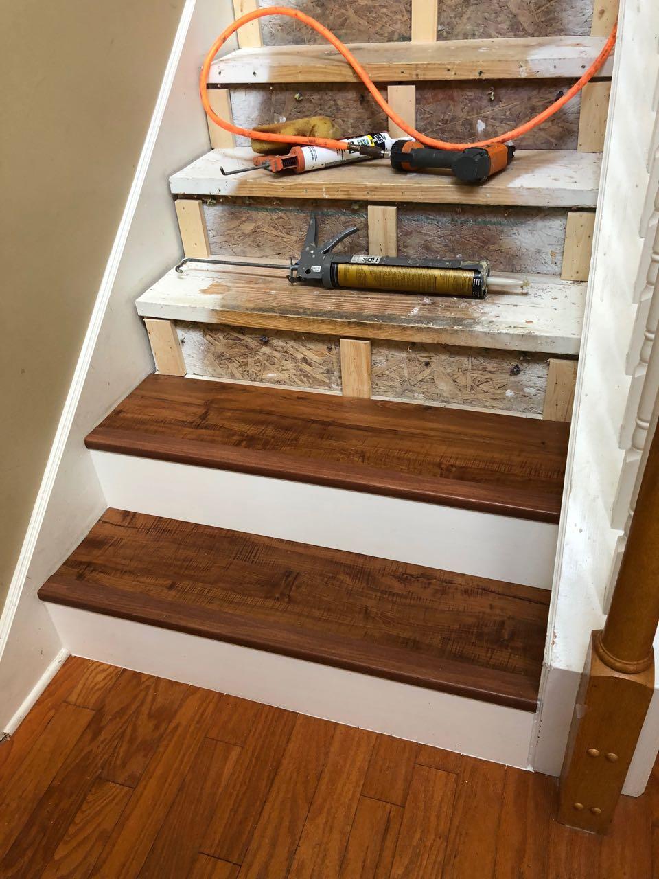 New Steps