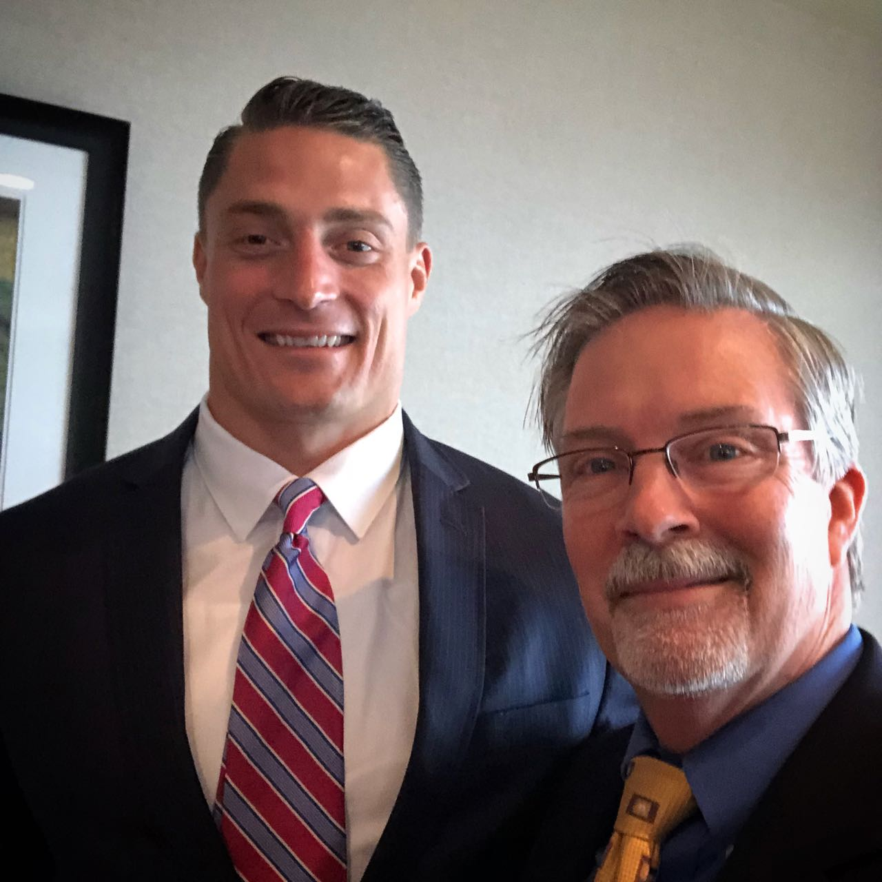 Meeting Paul Posluszny