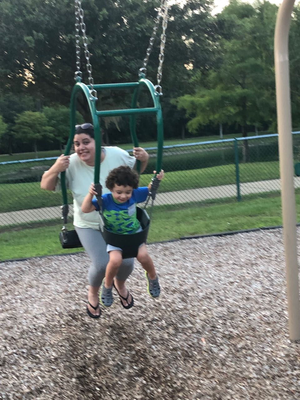 Jess and Carter Swing