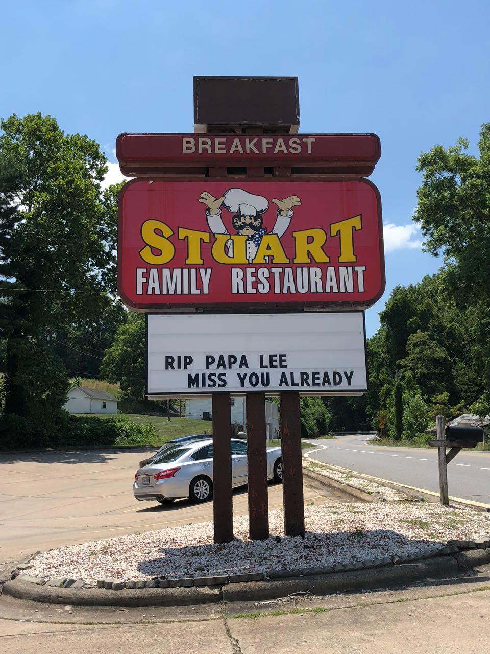 Stuart Family Restaurant